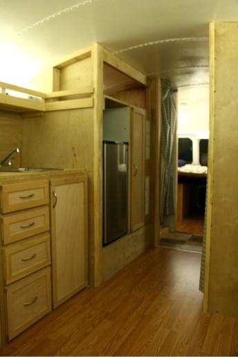 Fridge & pantry unit