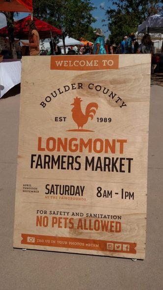longmont farmers market