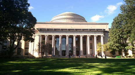 MIT's main green