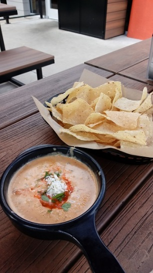Torchy's Tacos Queso!