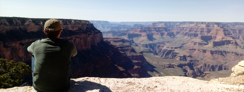 Biking the South Rim