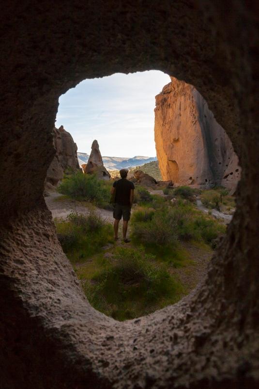 Rings Loops Trail Mojave National Preserve