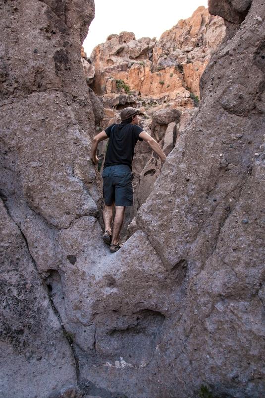Rings Loop Trail Mojave National Preserve