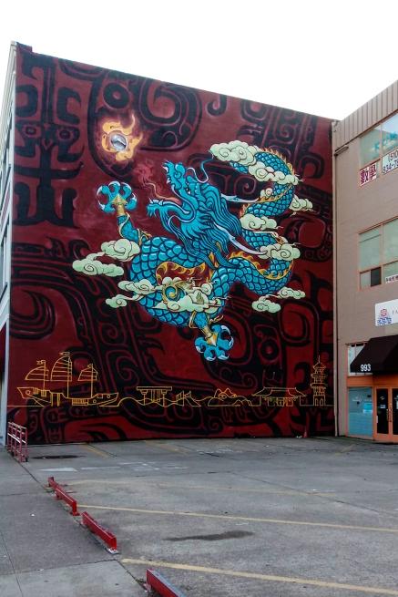 Oakland, CA street art
