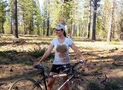 Mountain Biking near Bend OR