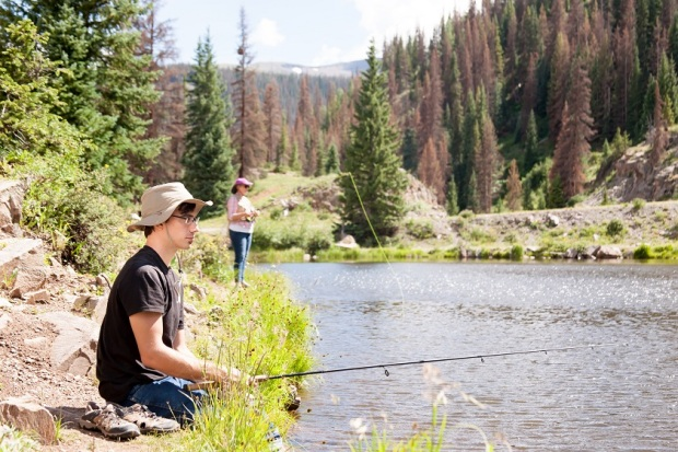 Conejos River Fishing