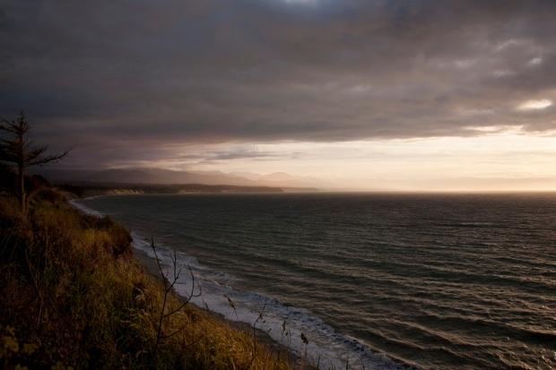 Sequim WA Sunset