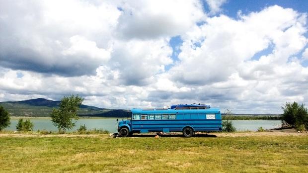 Storrie Lake State Park NM Primitive Camping