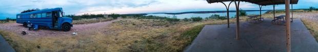 Lake Meredith Free Camping
