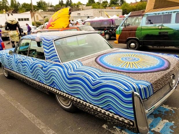 Fremont Solstice Parade Seattle WA